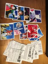 Lote x35 cromos diferentes / Stickers - DRAGON BALL Z - from 1993 de PANINI