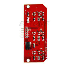 NEW 3-way Tracking Tracing Module Hunt Modules Sensor Robot Accessories Arduino