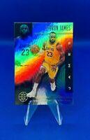 LEBRON JAMES - 2019/20 Panini Illusions Basketball - Los Angeles Lakers - No. 20