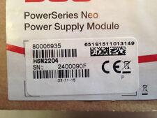 DSC POWER SERIES NEO POWER SUPPLY MODULE HSM2204 NEW IN BOX HILLS