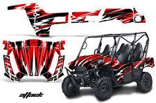 AMR Racing Kawasaki Teryx 800 4 Door Graphic Decal Kit UTV Part 13-15 ATTACK R