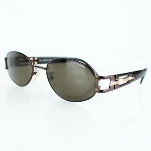 FENDI Sunglasses FS209 Cafe Brown Vintage Ladies Womens