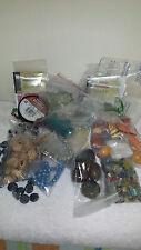Jewelry Making Lot - Seed, Focal, Czech, Swarovski Beads, Beading Wire, Cord,