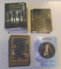 **BEST PRICE** Cryptozoic ARROW Season 3 Complete 99 Card Chase + Base Set