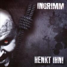 Ingrimm - HENKT IHN! CD OVP Mittelalter - Metal