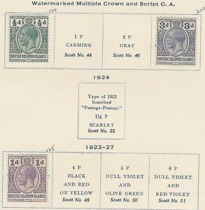 SOLOMON LOT / COLLECTION OF 61 - 1922 - 1971 - HENDERSON FIELD - EXPLORERS SHIPS