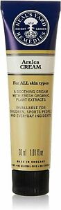 NEAL'S YARD REMEDIES ARNICA CREAM 30ML A NEW UNBOXED BARGAIN £6.99 FREE POST