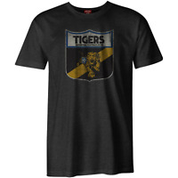 AFL Heritage Retro Tee Shirt - Richmond Tigers - Generous Sizes - BNWT