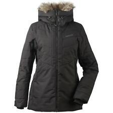 Didriksons Nana Womens Padded Insulated Jacket | Black | 250 g/m² Padding