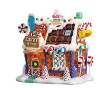 Lemax Speicher über Süßigkeiten - The Candy Shop Code 75181