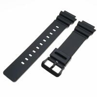 Genuine Casio Black Watch Band Strap - MRW-210H-1A2V MRW-210H-1AV MRW-210H-7AV
