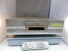 Pioneer DVD-Player DV-737 in Champagner mit fernbedienung (1)
