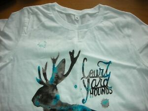 Court Yard Hounds - Slim fit ladies T Shirt - Small