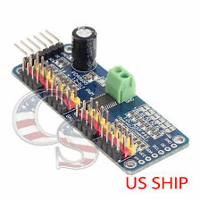 1X Pca9685 16 Channel 12-bit Pwm Servo motor Driver I2C Module For Servo Arduino