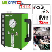 T110 Car Automotive Pipe Leakage Detector Smoke Machine Evap System Wellen 12V
