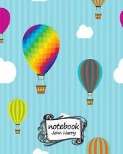 Notebook Journal Dot-Grid,Graph,Lined,Blank No Lined : Balloons Wallpaper :...