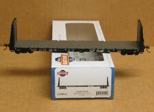 Athearn HO RTR 60' Bulkhead Flat Car Canadian Pacific CP Rail CPI 317459 #90221