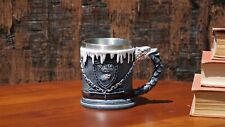 "Game of  Thrones 3D Mug (Stainless Steel Cup and Plastic cover): "" Starks """