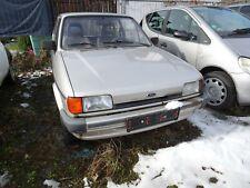Ford Fiesta Oldtimer 1986 1,6 Diesel