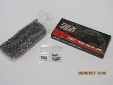 #35 Tuck & Run Chrome / Nickel Kart Racing Chain - 120 Links - Free Shipping
