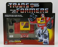 Transformers G1 Reissue AUTOBOT BLASTER 2020 Walmart Exclusive Brand New