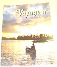 Voyageur Magazine 1965 Vol 1 No 1 Beautiful Color Photos! Nice See!