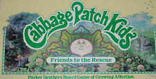 SEALED CABBAGE PATCH KIDS PARKER BROTHERS FRIENDS TO THE RESCUE BOARD GAME