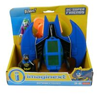 Fisher Price Imaginext DC Super Friends Batwing w/ Joker & Batman Figures New
