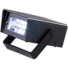 Stroboskop: LED-Disco-Strobe mit Batteriebetrieb (Stroboskop Lampe)