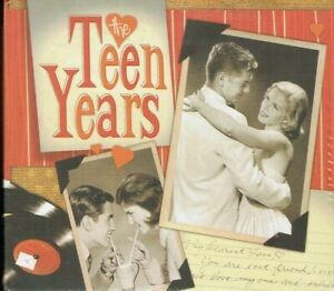 The Teen Years by Various Artists 10 CD Set Time Life Music  NEW Free Shipping