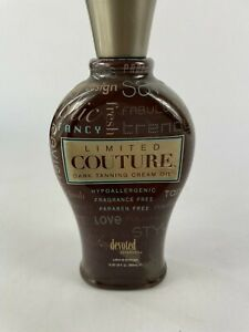Devoted Creations Limited Couture Dark Tanning Cream Oil Hypoallergenic 360ml S4