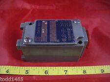 Square D 9007BS1D Limit Switch 10A 600V Ser B Form EL 9007 B61D New