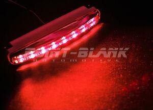 DRL 8x LED 9-16V Daytime Running Lights - 150lm Red
