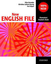 New English File: Elementary: Student's Book: Six-level general English course …