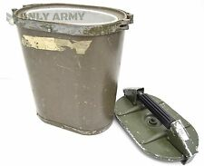 Swedish Army Issue Hot / Cold Food Container Box Insulated Hot Cool Box Camping