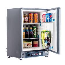 Smad  60L 3-Way LPG Absorption Fridge Gas RV Refrigerator Freightliner Cabin DC