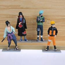 Naruto 4pcs set pvc figure collection gift toy anime figures NEW