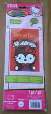 """Hello Kitty """"Trick Or Treat"""" Flag   **NEW**"""
