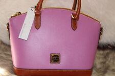 Dooney Bourke Lilac Hobo Purse #R925 leather
