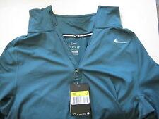 Nike Running Men SHIRT ELEMENT Gr. S NEU Herren Langarm DRI FIT 519199 HALF ZIP