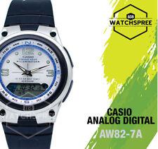 Casio Outgear Series Analog Digital Watch AW82-7A