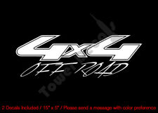4X4 OFFROAD MOUNTAIN VINYL DECAL (11) FITS:CHEVY GMC DODGE FORD NISSAN TOYOTA
