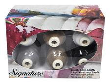 Signature 60 Cotone Mini King 6 Spola Regalo Confezione - Neutrali