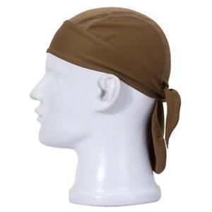 Outdoor Quick Dry Sweat Beanie Cap Cycling Pirate Hat Sports Headwear Helmet