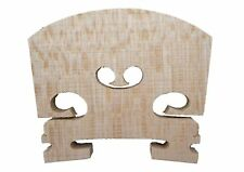 NEW 3/4 size uncut violin bridge blank made of selected maple woods free postage