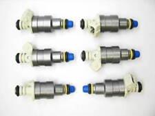 Set of 6 FACTORY REMAN Injectors 1986-1996 Ford 2.9, 3.0, 3.8, 4.9 L, F03E-A2B