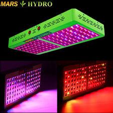 Mars Reflector 96 Led Grow Light Hydro Veg Flower Panel Plant Growing Lamp 190W