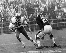 CFL Grey Cup 1966 Ed Buchanan Saskatchewan vs  Don Gilbert Ottawa 8 X 10 Photo