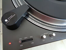 - Technics SL-110 Plattenspieler - NUR Laufwerk - turntable -
