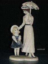 "+*A012492_06 Goebel  Archivmuster Huldah Figurine Hul705 ""Michele&Madelaine""TMK3"
